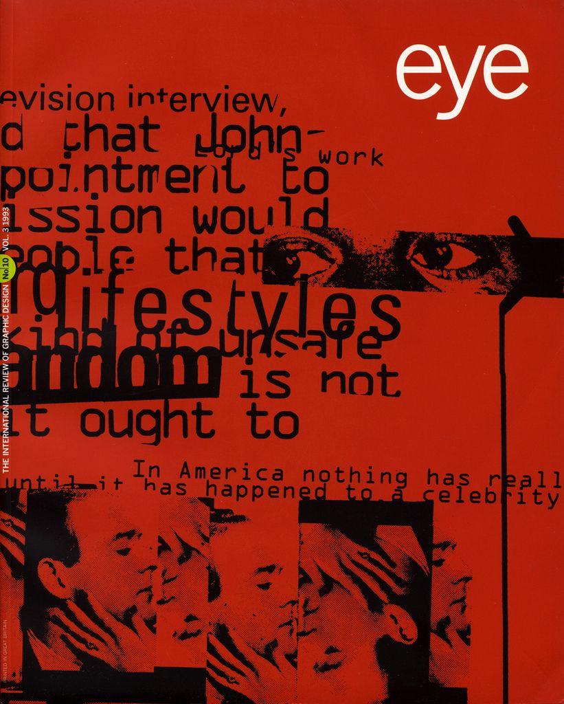 https://flic.kr/p/6rxAXr | Eye: Volume 03, Issue 10 | www.eyemagazine.com