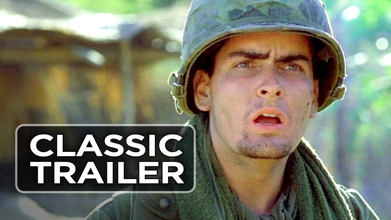 Platoon Official Trailer 1 Charlie Sheen, Keith David