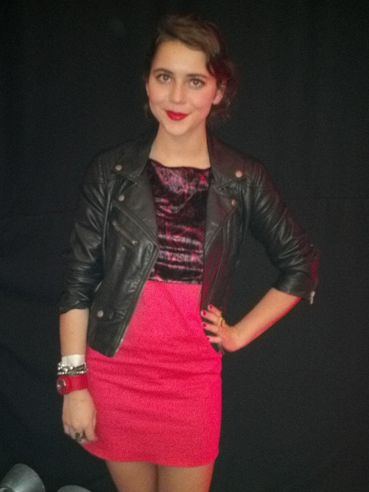 Tessa Ia lleva al extremo su cambio de look ¿ya la viste?