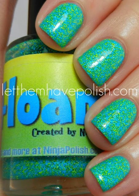 floam nails