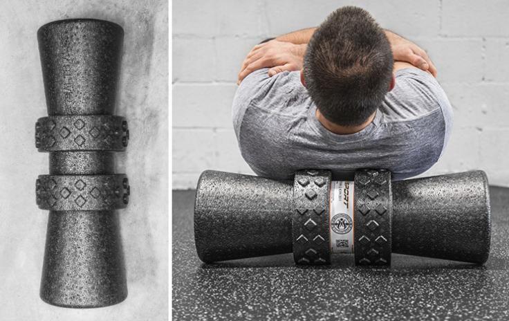 Alinear el sigilo - Espuma de herramientas de recuperación de rodillos - Fitness Rogue