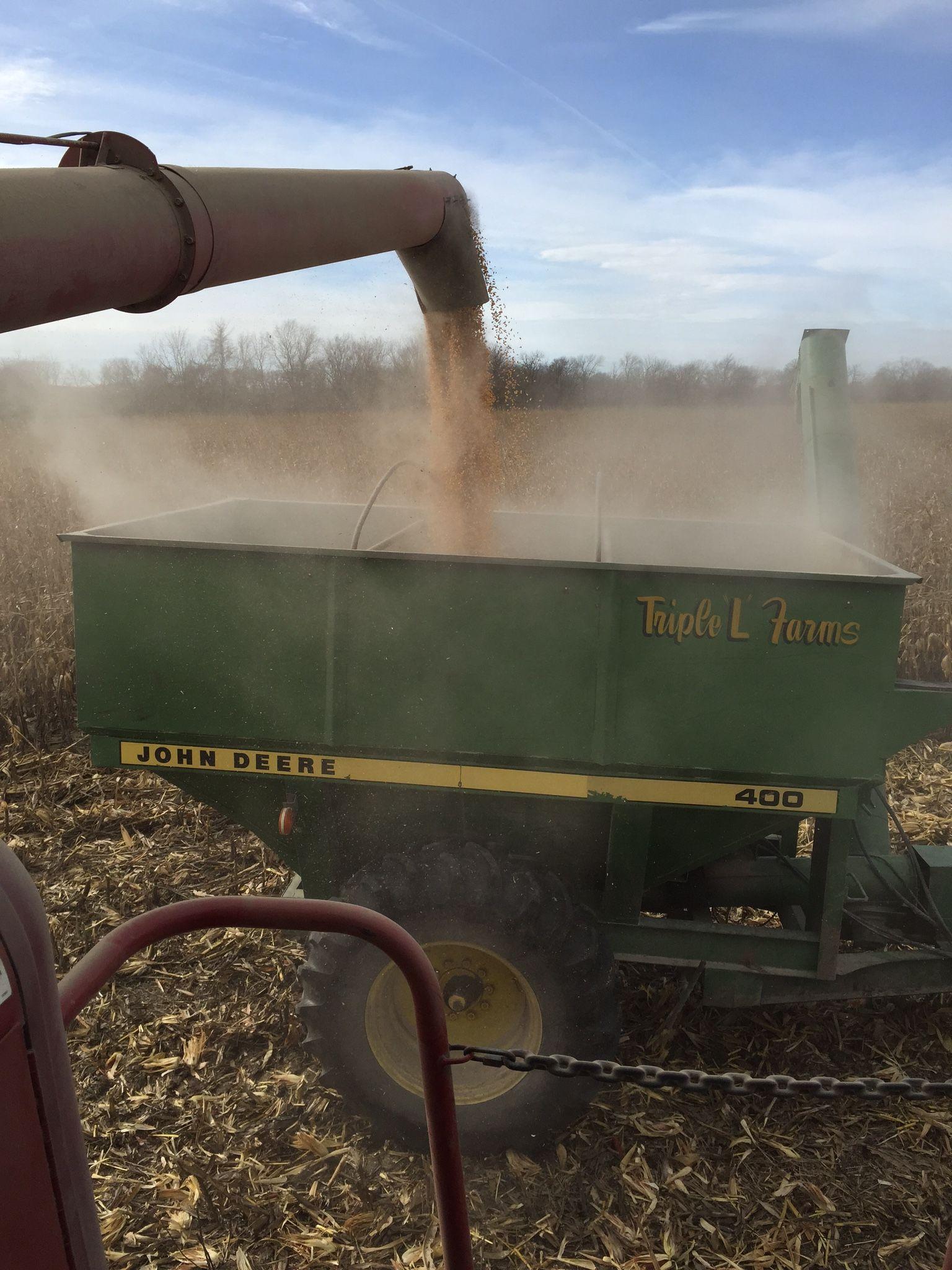 Solutions for grain drying, grain handling, and grain