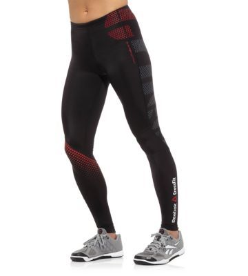 46bd52fbb0205 Reebok Women's Reebok CrossFit Womens Gradient Compression Tight Pants |  Official Reebok Store