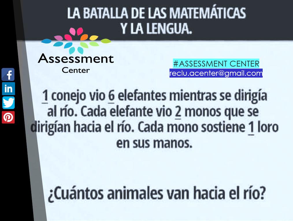 Activate Assessmentcenter Assessment
