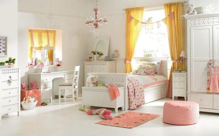 Marvelous Einfache Dekoration Und Mobel Schoene Und Verspielte Kinderbetten #7: Mädchenzimmer Möbel - 38 Verspielte Kinderzimmer Ideen