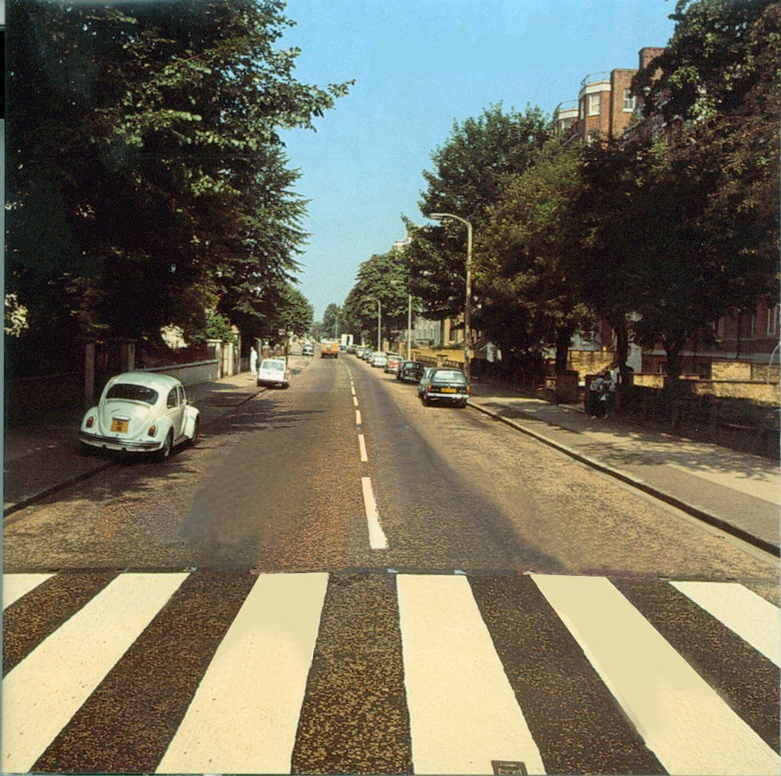 Abbey Road Full Album Cover Paul Is Dead The Beatles Abbey Road