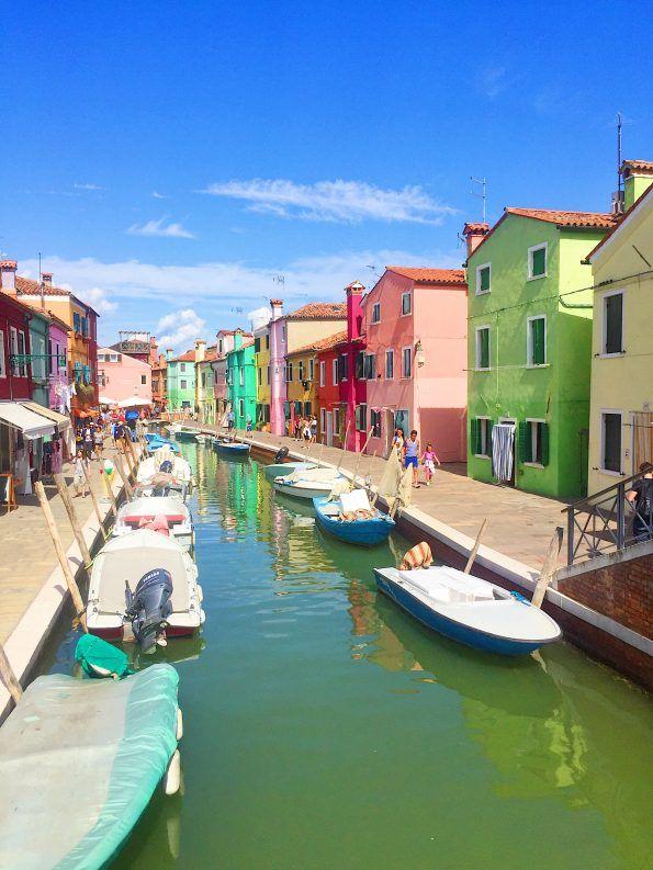 Venedig Urlaub Reisetipps für einen Tag in Venedig | Happy