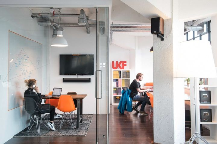 aei offices by trifle creative london uk retail design blog
