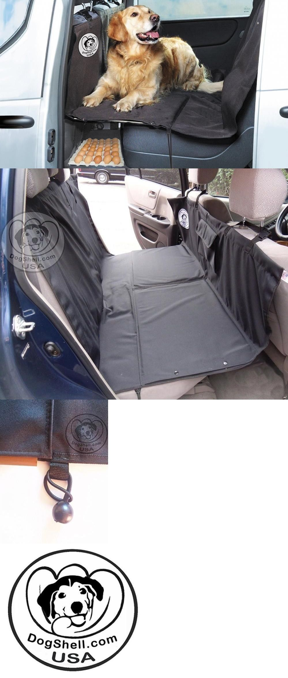 Dogshell car suv dog pet heavyduty backseat cover extended