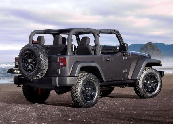 2014 Jeep Wrangler Concept Wallpapers 600x432 2014 Jeep Wrangler Full Review  With Images