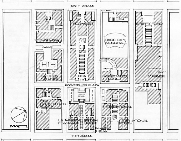 The Concourse At Rockefeller Center Floor Plans Learn For