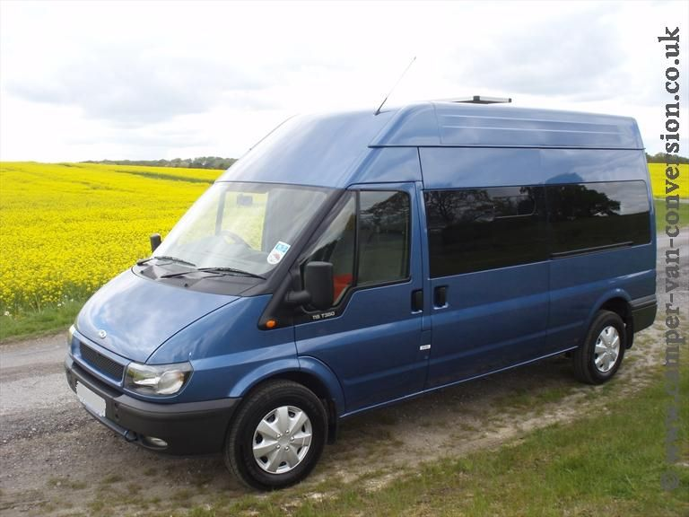 Www Mycampervanconversion Co Uk Build A Camper Van Build A