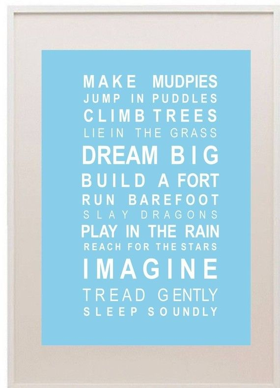 Quotes for Kid Spaces   Quotes for kids, Kid spaces, Words