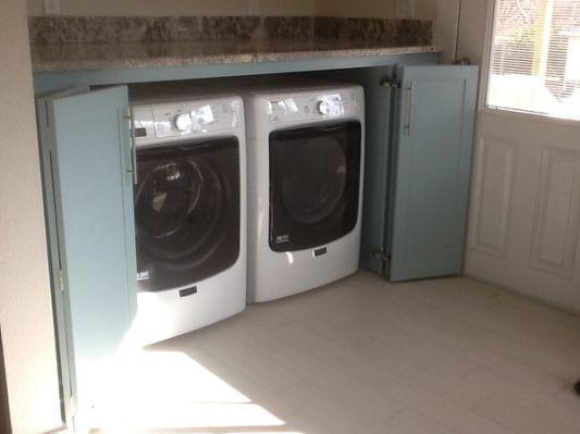 Best Utility Earthwood Cabinet Company Laundry Room 400 x 300