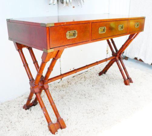 campaign desk on craigslist!:) $375.   Desk, Drafting desk