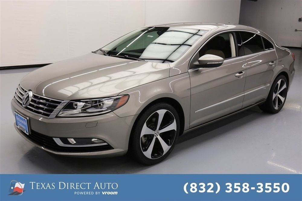 For Sale 2013 Volkswagen CC Sport Plus 4dr Sedan 6A Texas
