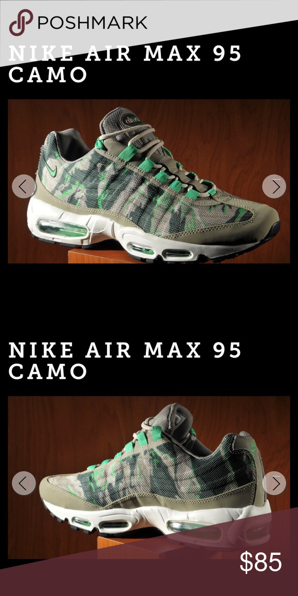been ever as camo as it's Camo Nike Airmax With 95 it's popular wqCcT6xUF7