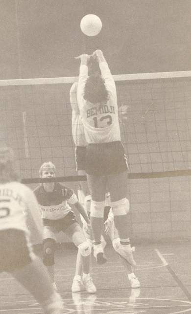 Bemidji State Women S Volleyball Date Unknown Tbt Women Volleyball Bemidji Throwback