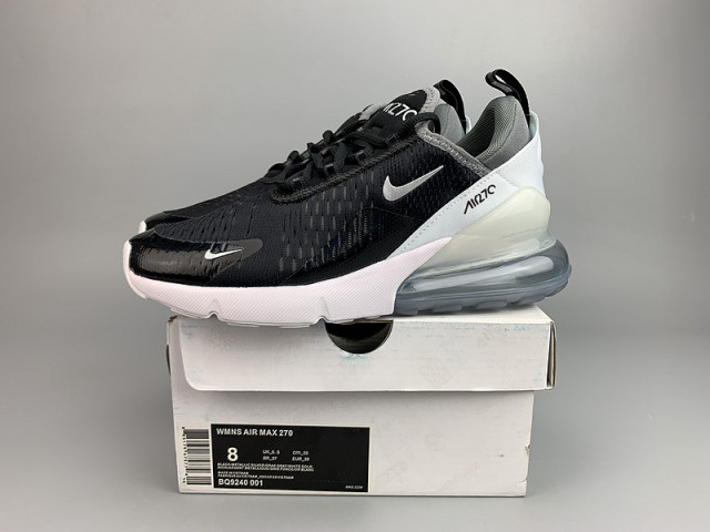 Men Off White X Nike Air Max 270 Running Shoe SKU:150349 267