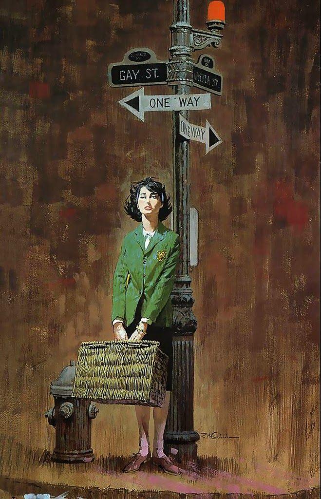 Robert McGinnis(I)... | Kai Fine Art