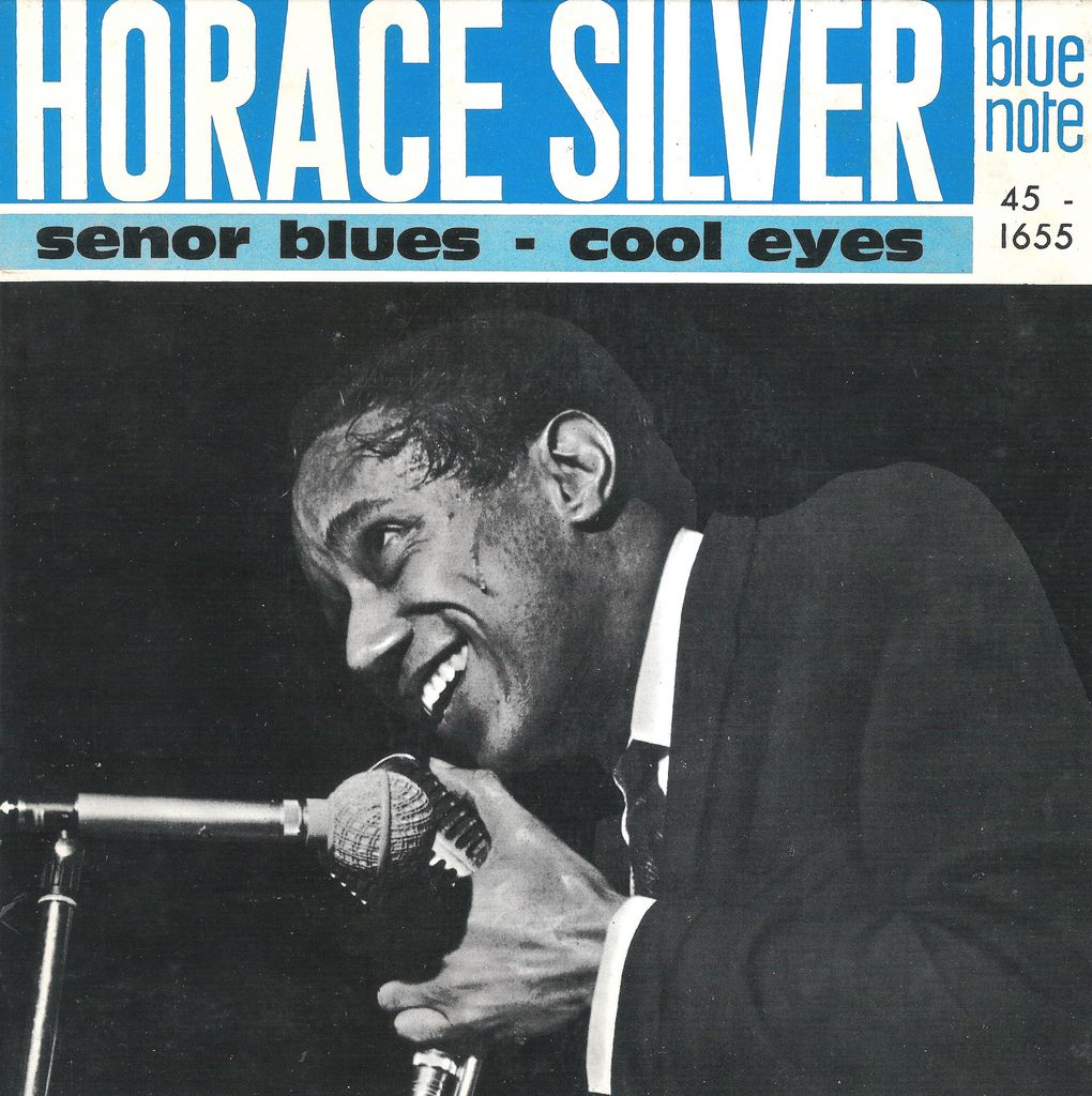 HORACE SILVER  - Blue Note cover albuns!!!!