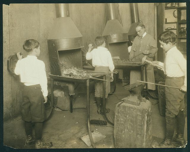 Nyhs Cas B 976 F 20 001s W Historical Moments Blacksmith Shop Historical Society