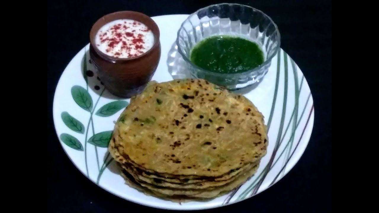 mooli paratha stuffed radish paratha indian mooli paratha stuffed radish paratha indian recipes english subs forumfinder Choice Image