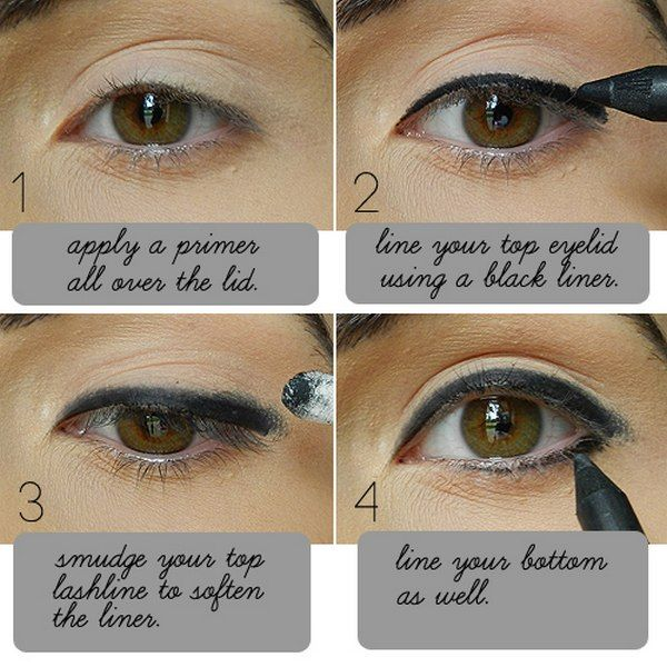 eye makeup for brown eyes,brown eyes,smokey eye makeup,eye makeup ...