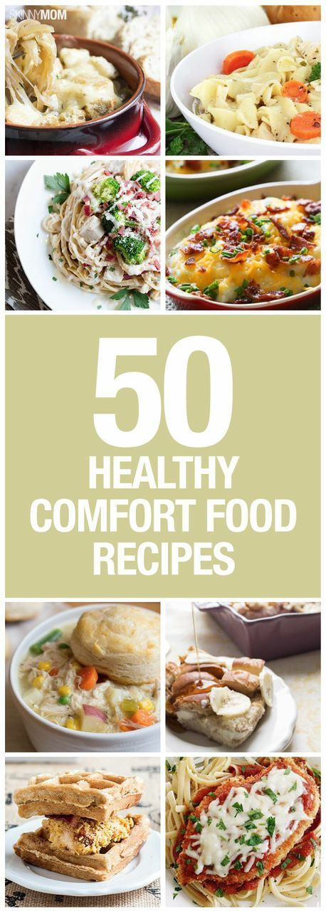 50 of the best ever comfort foods got a healthy makeover recetas try some of these healthier comfort food recipes forumfinder Gallery