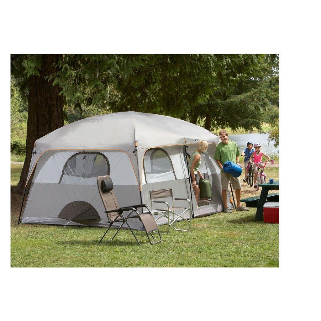 Glacieru0027s Edge® Wrangell 8-Person Family Cabin Tent Sale $179  sc 1 st  Pinterest & Glacieru0027s Edge® Wrangell 8-Person Family Cabin Tent Sale $179 ...
