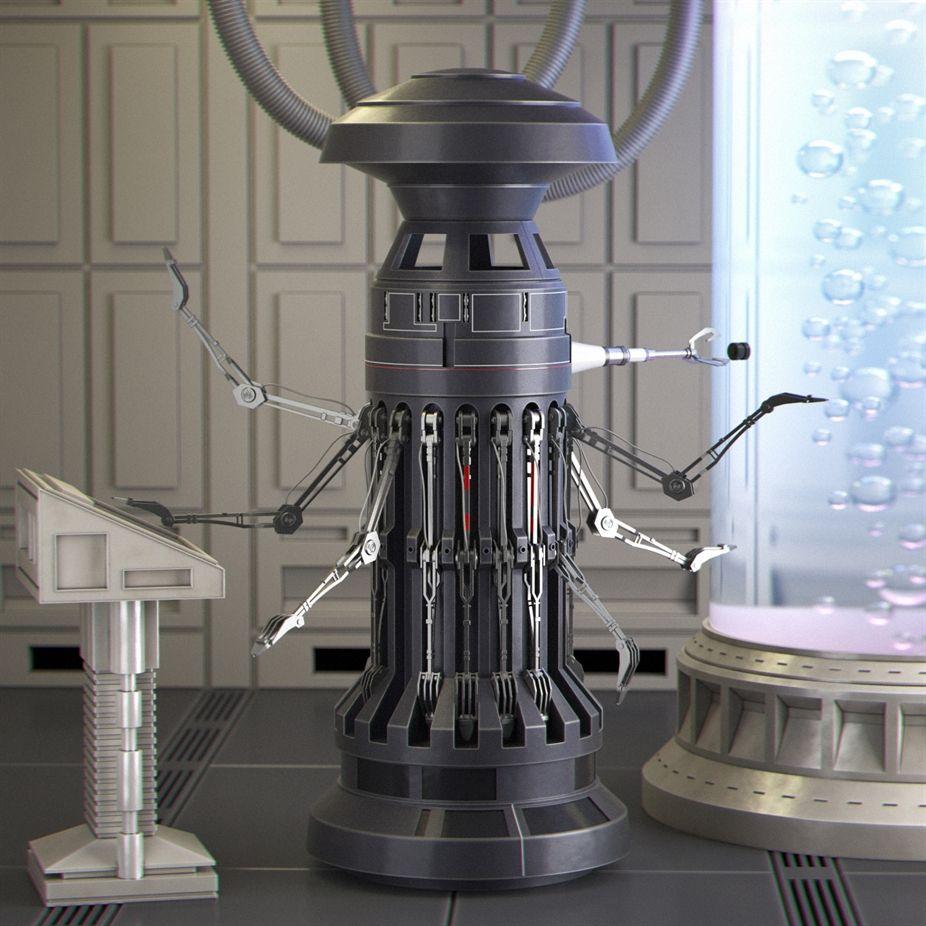 Star Foundry Machine