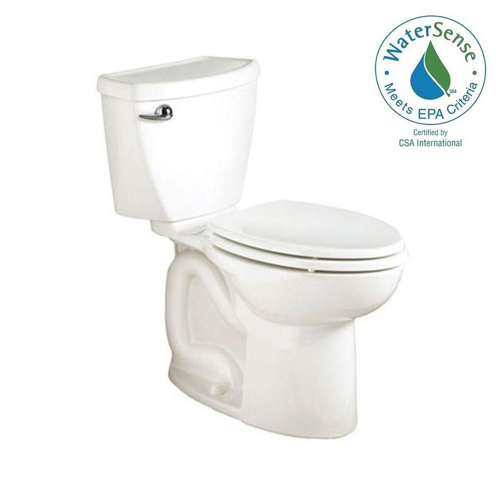American Standard Cadet 3 Flowise 2 Piece 1 28 Gpf High Efficiency Elongated Toilet In White 3378 128st 020 The Hom American Standard Toilets For Sale Toilet American standard cadet 3 reviews
