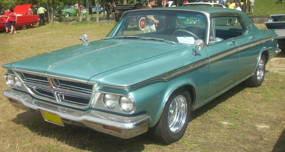 '64 Chrysler 300 (Auto classique Laval '10) Chrysler 300