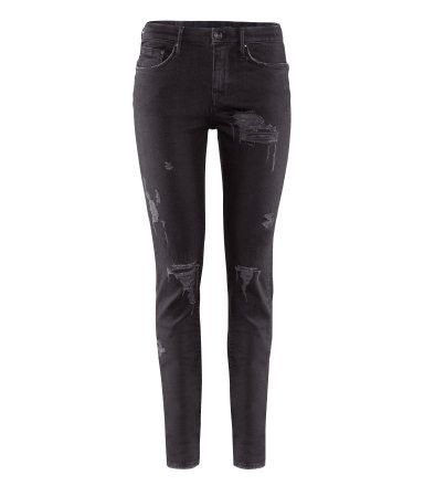 THEYALLHATEUS - DISTRESSED SKINNY JEAN