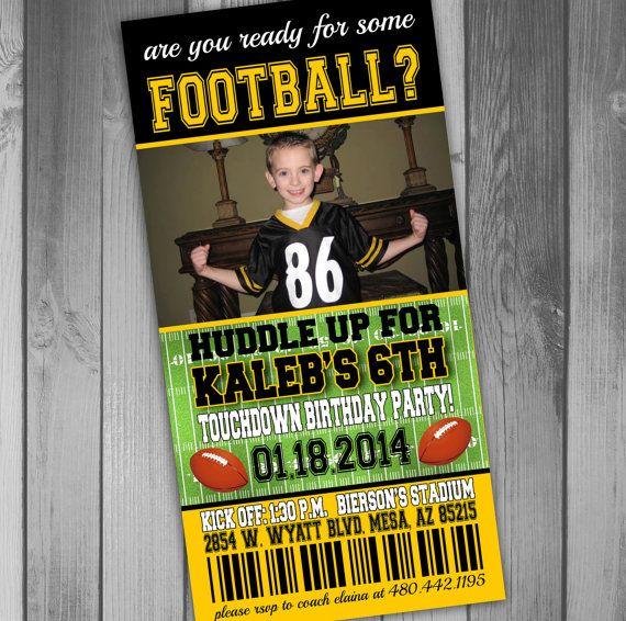 Steelers birthday invitations choice image coloring pages adult steelers birthday invitations gallery invitation templates free filmwisefo