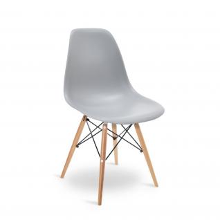 Chaise Dsw Reproduction Eames Pas Cher En 2020 Chaise Contemporaine Chaise Design Chaise Dsw
