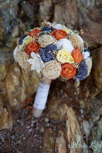 wildflower bouquet wedding bouquet, handmade bouquet, keepsake bouquet curiousfloralcrafts.com