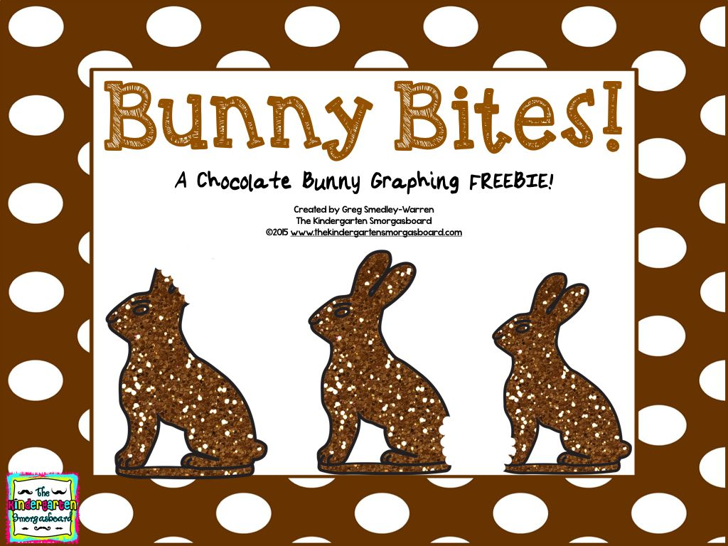 Chocolate Bunny Graphing With Images