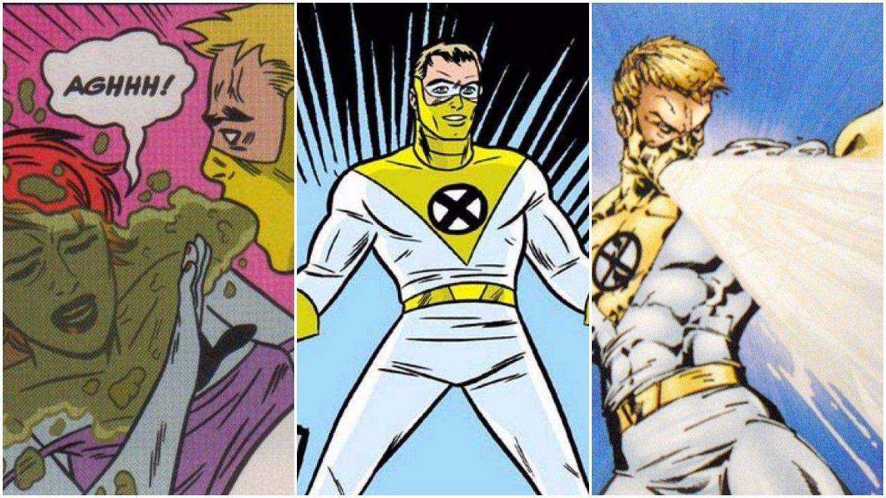 15 Most Useless X Men Powers X Men Man Character Character