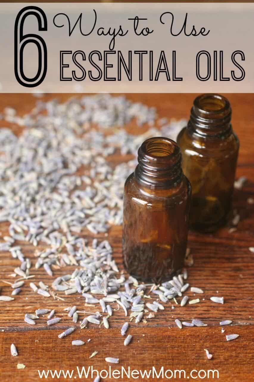 DIY Purification Essential Oils Blendfor Clean Air