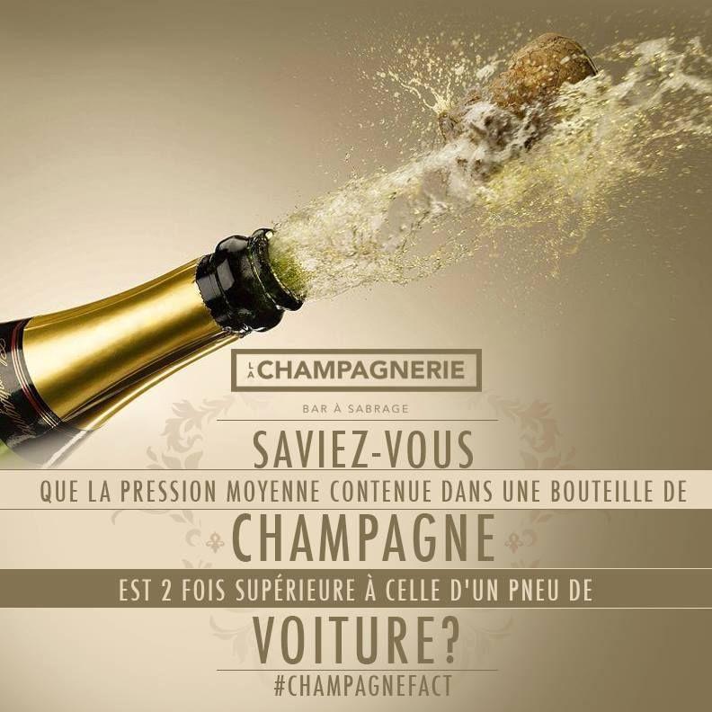 C Est Ce Qu On Appelle Etre Sous Pression Champagnefact Bouteille De Champagne Pneu Voiture Bouteille