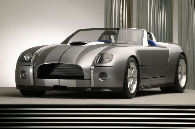 2004 Shelby Cobra Concept Images Ford Shelby Cobra Ford Shelby Concept Cars