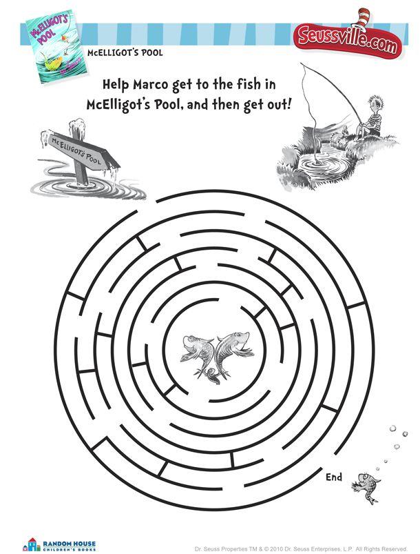 The Grinch Fun Activities | Dr. Seuss Kids Book Subscription
