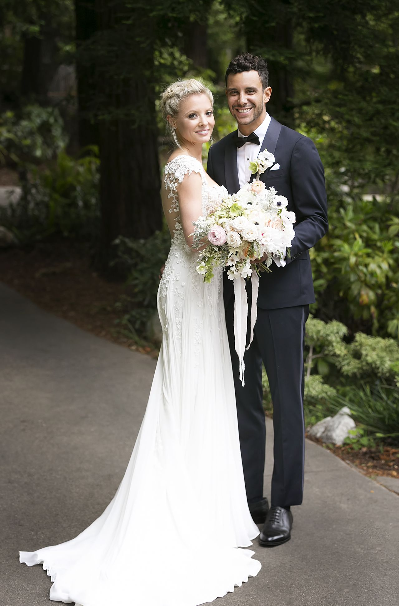 Empire\' Star Kaitlin Doubleday Marries in Stunning Outdoor Wedding ...