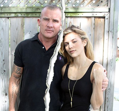 AnnaLynne McCord, Dominic Purcell Split After Three Years ... Dominic Purcell And Annalynne Mccord
