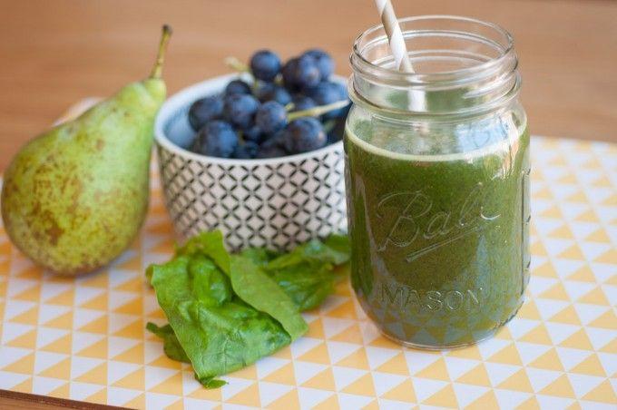 0aea69ed5513de Jus de raisin, poire et épinard | amuses bouches sucrés | Juice ...