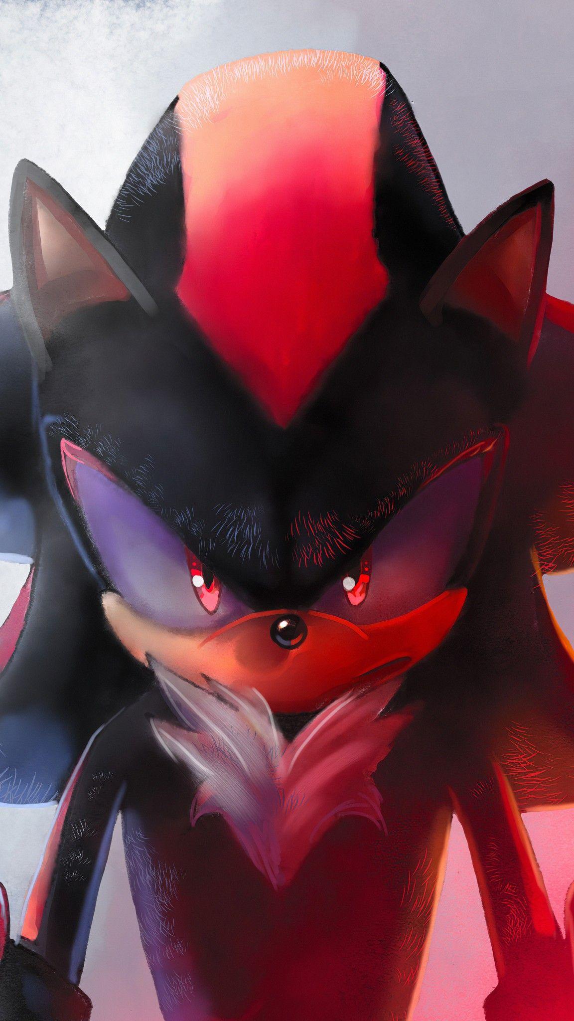 Shadow the Hedgehog | Shadow the hedgehog, Sonic, Sonic ...