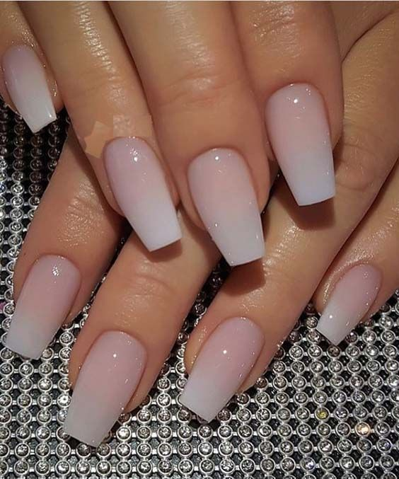 Gallery Of Best Nail Art Designs To Wear In Various Seasons Of The Year The Amazing Ideas Of Creative Nail Art Designs For Faded Nails Pretty Nails Gel Nails