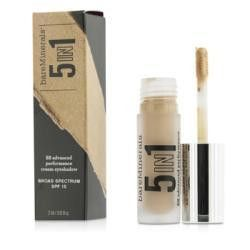 Bare Escentuals Bareminerals 5 In 1 Bb Advanced Performance Cream Eyeshadow Primer Spf 15 - Candlelit Peach --3ml-0.1oz By Bare Escentuals