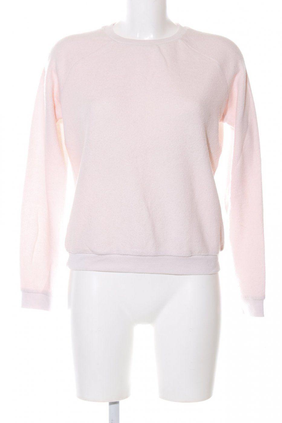 Asos Rundhalspullover pink Casual-Look | Mädchenflohmarkt